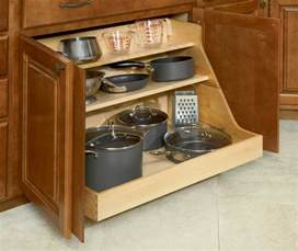 kitchen cabinet organizer ideas pot and pan organizer for the home