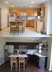 Küchen Fronten Austauschen : die besten 25 vorher nachher ideen auf pinterest baby l verwendungen hausgemachte dusch ~ Orissabook.com Haus und Dekorationen