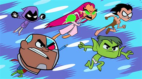 Teen Titans Go! Producers And Cast Talk About Their
