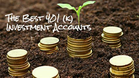 investment accounts money