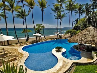 Swimming Pool Beach Desktop