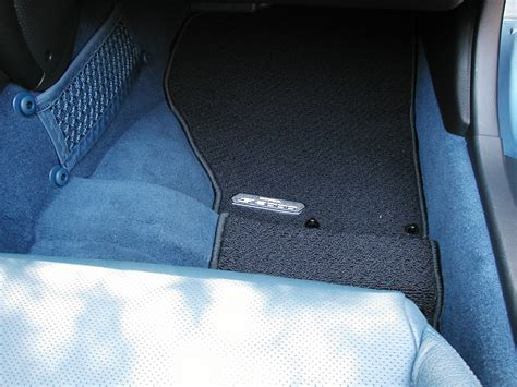 S2000 Premium Floor Mats by Black Floor Mats S2ki Honda S2000 Forums