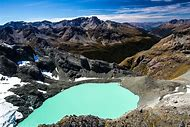 New Zealand Glacier National Park