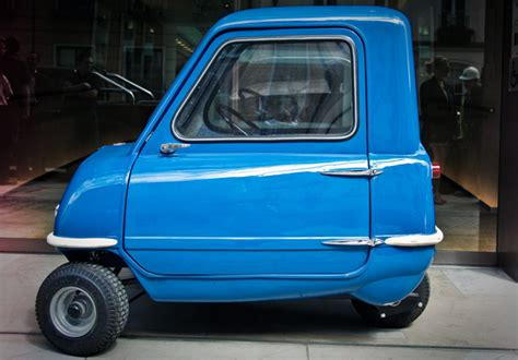 Peel P50: Driving one shows you have confidence in your ...
