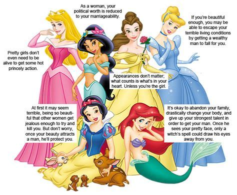 The World According To Disney Princesses The Next Great Generation