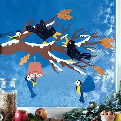 Fensterbilder Weihnachten Basteln Einfach by Herbstliche Fensterbilder Aus Tonpapier Suche