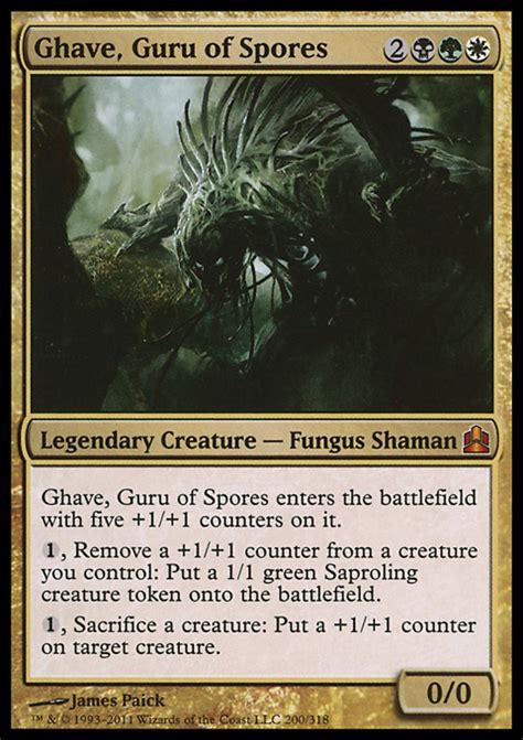 Mtg World Chionship Decks Wiki by Ghave Guru Of Spores Creature Cards Mtg Salvation