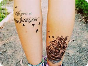 Quotes Tattoo Life Goes On. QuotesGram