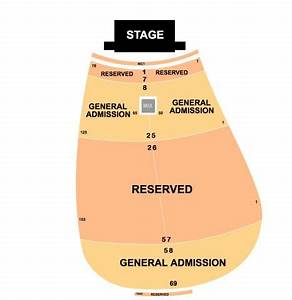 Red Rocks Reserved Seating Chart Super Vip Vip Reserved Seats Are Sold Out Only A