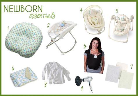 newborn baby essentials newborn essentials
