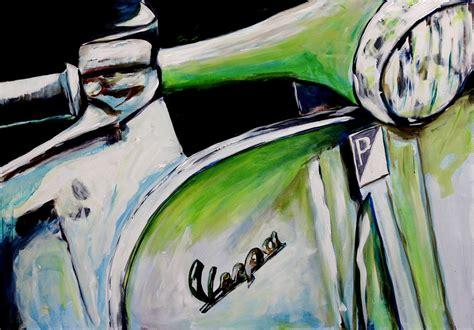 drempel jan saatchi vespa 1 painting by jan drempel