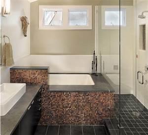 Exemple De Petite Salle De Bain : id e d co salle de bain petite deco maison moderne ~ Dailycaller-alerts.com Idées de Décoration