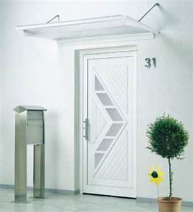 Vordach Haustür Glas : vordach versco ma3 alu aluminium acrylglas vordach f r haust ren glas vord cher f r ihre ~ Orissabook.com Haus und Dekorationen