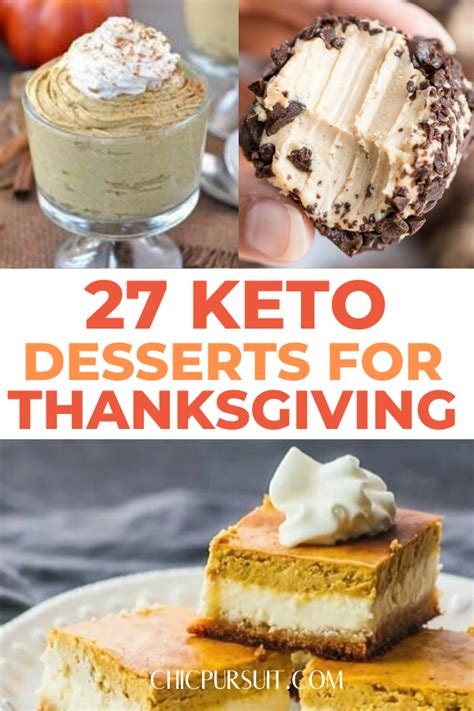 And this sugar free treat is one of my best. 27 Best Keto Thanksgiving Desserts Recipes Of All Time ...