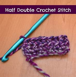 Crochet 101: Half Double Crochet Stitch - Amy Latta Creations