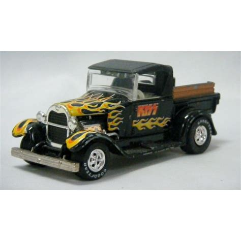 johnny lightning kiss collection  ford model
