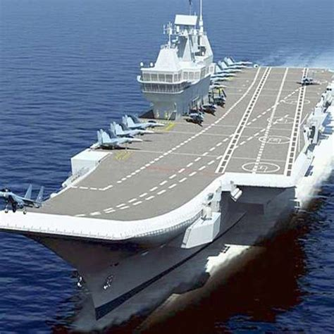 Toxic Gas Leakage From Aircraft Carrier Ins Vikramaditya