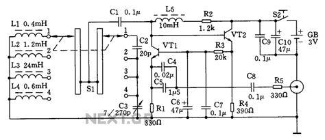rf signal generator circuit diagram periodic diagrams science