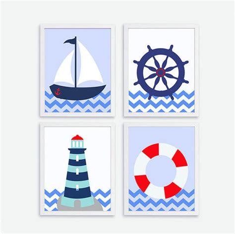 printable ships wheel sailboat  artbaba  etsy