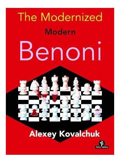 Benoni Modernized Chess A99 A00 Libros Aperture