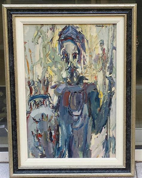 framed canvas sale don quixote painting framed abstract canvas for