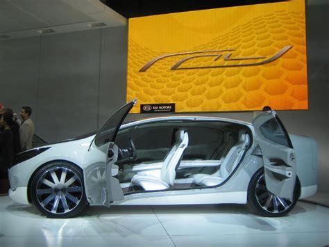Kia Ray 2018 Concept Vehicle