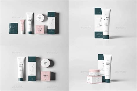 Find & download free graphic resources for cosmetic mockup. 22+ Cosmetic Branding Mockup | Free & Premium Templates