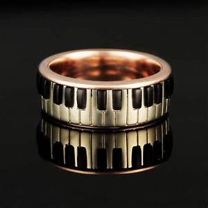 piano ring piano wedding ring krikawa With piano wedding ring