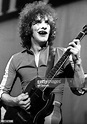 Zal Cleminson of The Sensational Alex Harvey Band ...