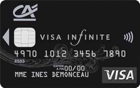 lcl si鑒e comparatif des cartes visa infinite billet de banque
