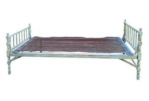 Outdoor Wooden Folding Table Image