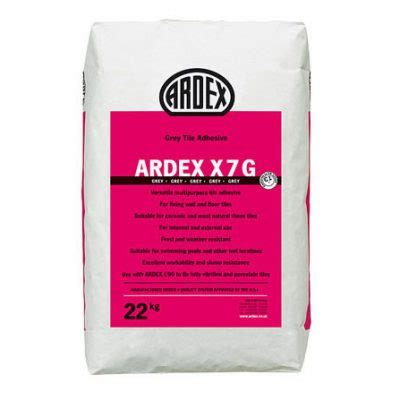 Ardex Fliesenkleber X7g Plus by Wall Adhesive Grout Archives Uk Tile Sales