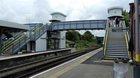 Birkenhead North Station Footbridge  Rail Project  Jnp Group