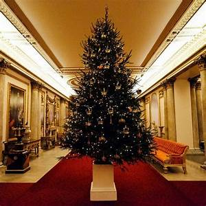 Lavish Trees And Over The Top Decorations Celebrities