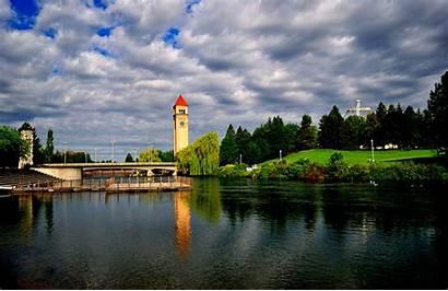 Spokane Wa Riverfront Park Washington State Things