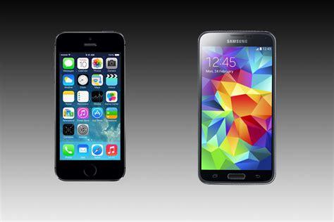 iphone 5s vs galaxy s5 iphone vs samsung 191 cu 225 l es mejor culturaci 243 n