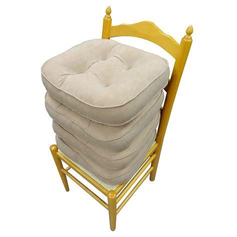 kitchen chair cushions walmart kitchen chair pads set of 4 home design ideas