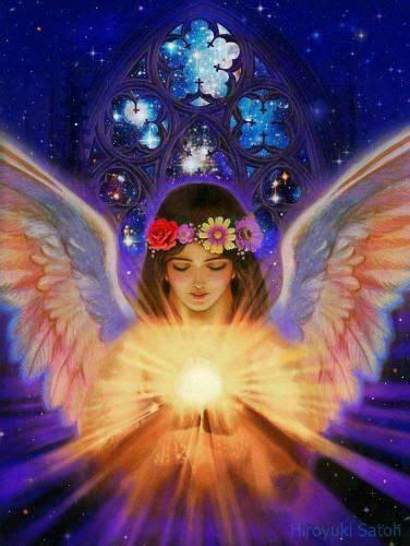 gli angeli e il cerchio di luce che guarisce angeli angeli custodi e arcangelo