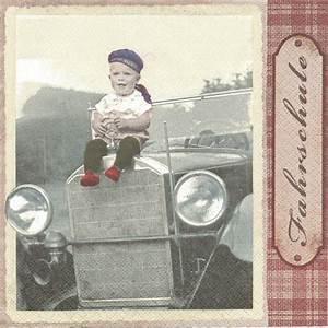 Voiture Enfant Vintage : 4 serviettes en papier r tro voiture enfant format lunch ~ Teatrodelosmanantiales.com Idées de Décoration