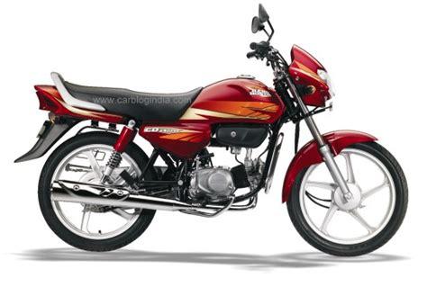 2010 Hero Honda Cd Dawn And Hero Honda Cd Deluxe Features