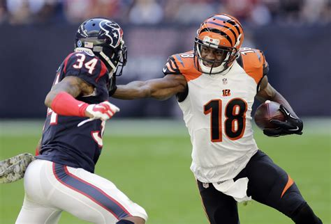 A.j. Green, Bengals Join The Big-money Extension Party
