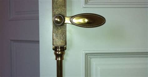 von morris cabinet hinges von morris cremone bolt with beaded lever in a home in