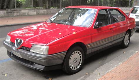 Alfa Romeo 164 Wikiwand