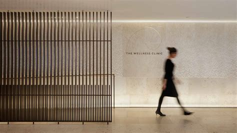 the wellness clinic harrods nulty lighting design