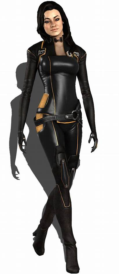 Miranda Mass Lawson Effect Cosplay Characters Costume