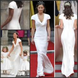 Vintage affordable pippa middleton bridesmaid dress cheap for Pippa middleton wedding dress buy
