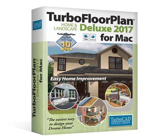 Home Design 3d Software For Mac by Turbofloorplan 3d Home Landscape Deluxe The Complete