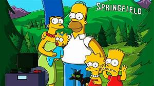 The Simpsons Full HD Wallpaper and Background