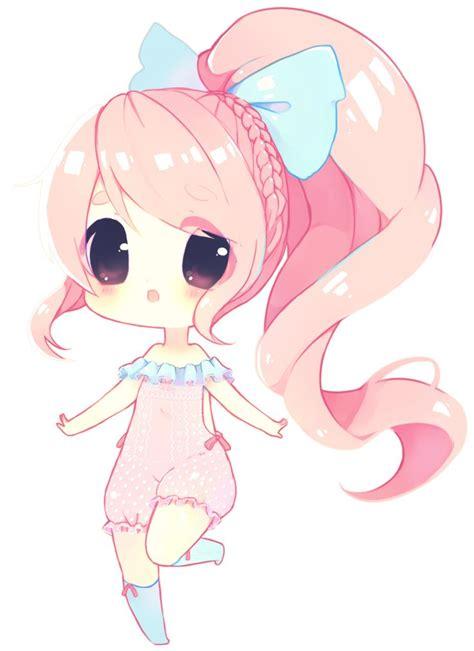 The 25 Best Chibi Girl Ideas On Pinterest Anime Chibi