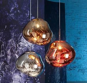 Tom Dixon Melt : 15 blown glass pendant lighting ideas for a modern and sleek glow ~ Buech-reservation.com Haus und Dekorationen